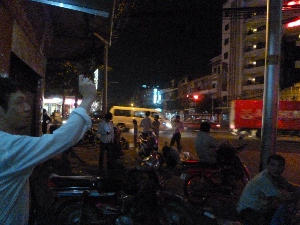 カンボジアの風俗の種類は?