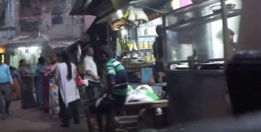 コルカタの風俗でソナガチの置屋のアタリを引くには奥に進むしかない