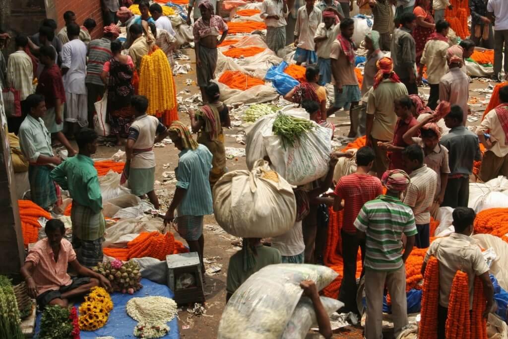 コルカタの風俗でソナガチの置屋は病気の巣窟になっている