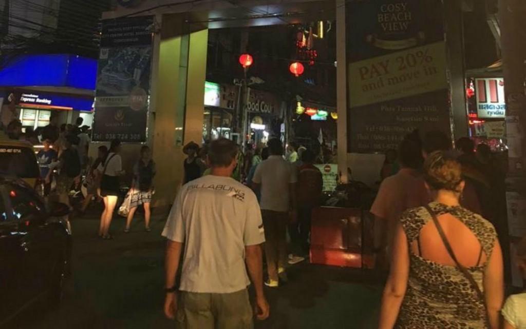 バンコクの出会いカフェ(援交カフェ)ことテーメーカフェ
