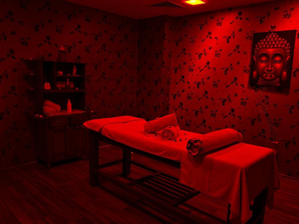セブ島のカラニ マッサージ スパ(Kalani Massage Spa)は 女の子が2時間の本格的マッサージ+エロマッサージ(リンガムマッサージ)