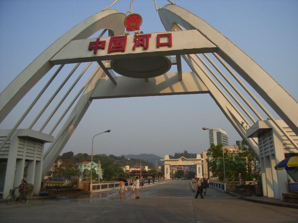 中国とベトナムの国境にある河口の風俗、夜遊びワンコイン置屋情報