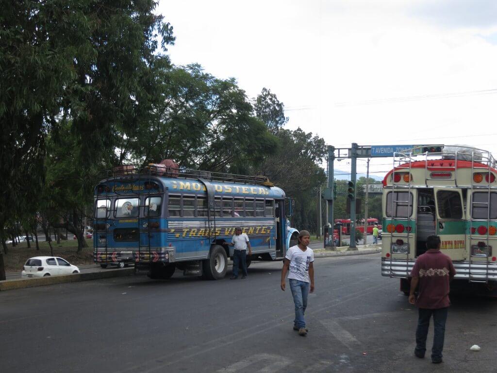 グアテマラの風俗、夜遊びはグアテマラシティー!ただし夜は歩けたものではなかったぞ!