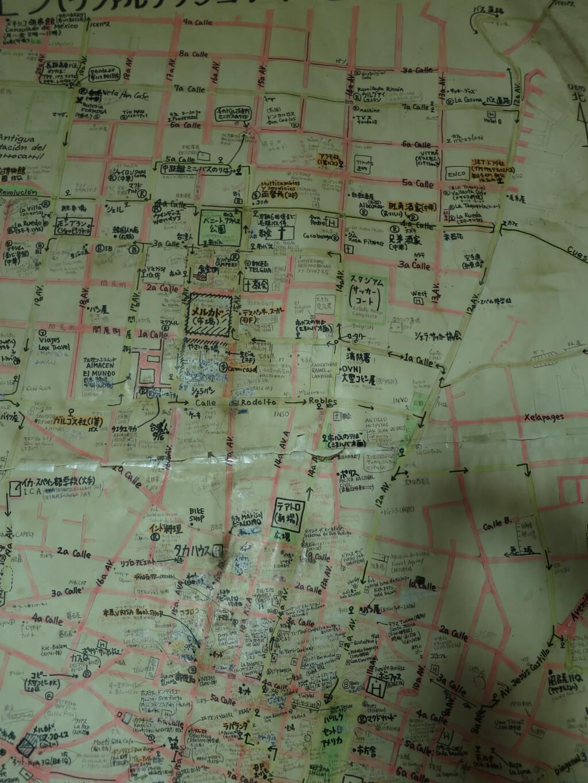 グアテマラのケツァルテナンゴ(シェラ)のストリップの場所や行き方