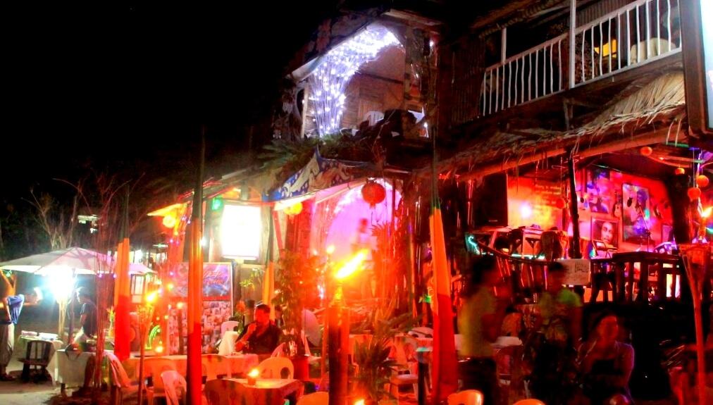 パラワン島のエルニドの風俗や夜遊びでゴーゴーバー