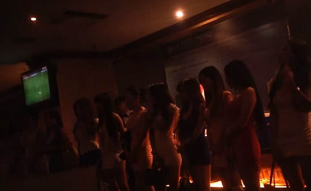 ペナン島の夜遊びでホテル ペキン(hotel peking)の台湾健身中心はマシなほうだ