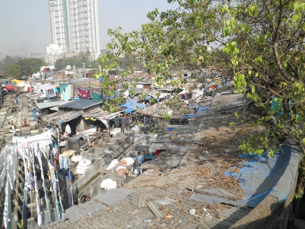 ムンバイの置屋 カマシプラ インド