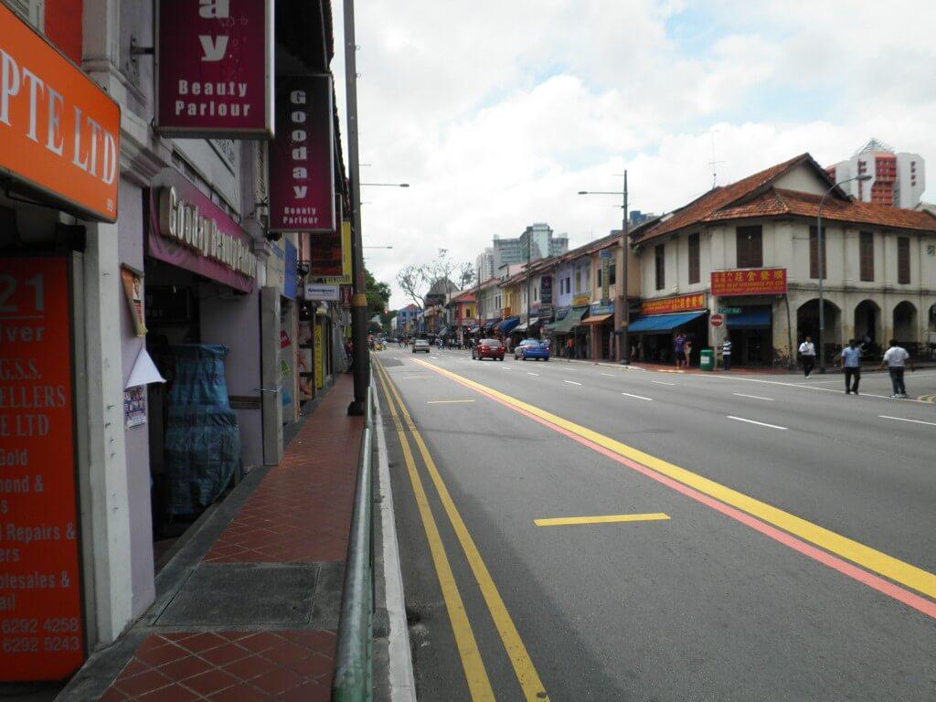 シンガポールで熟女好きにはたまらないペタインロード(Petain Rd)とデスカーロード(Desker Rd)の置屋