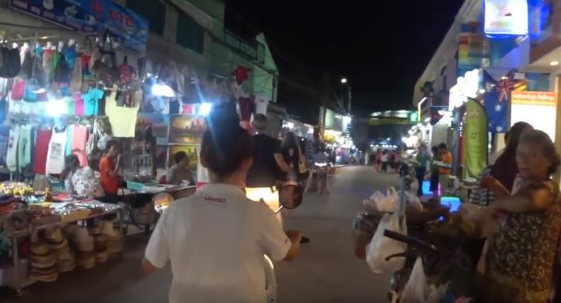 カンボジアのシェムリアップはマッサージ屋がいっぱいあるが風俗でエロマッサージはあるのか?