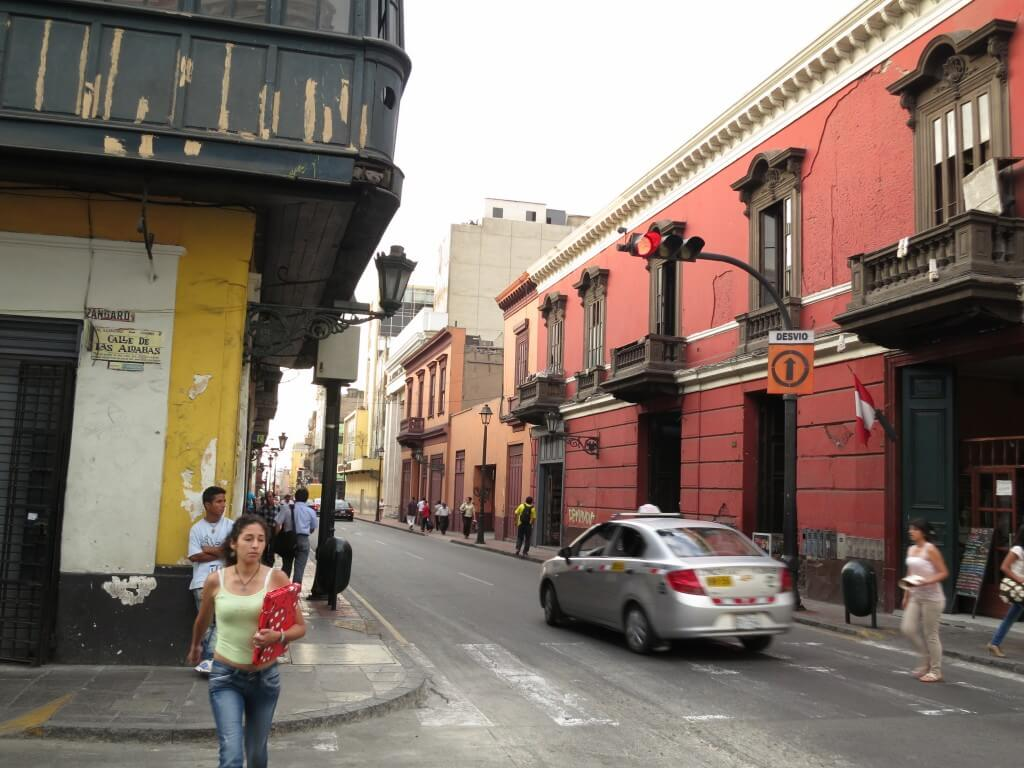 ペルーの首都リマの風俗・夜遊び!情報を得たものとは?