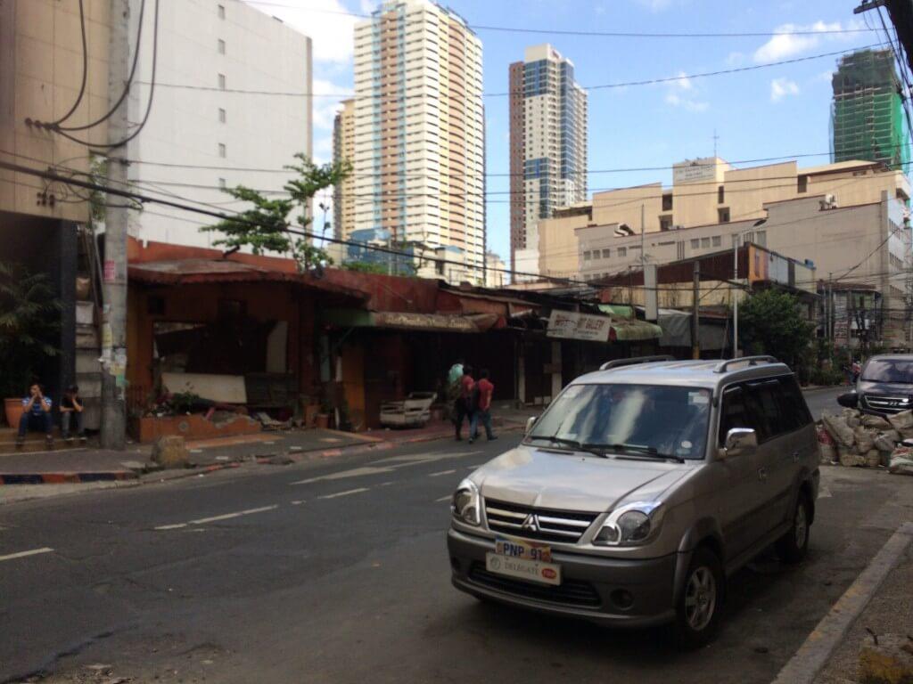フィリピンの置屋でマラテ・エルミタの連れ出し置屋ことカーサ(CASA)の場所や行き方、現状は?
