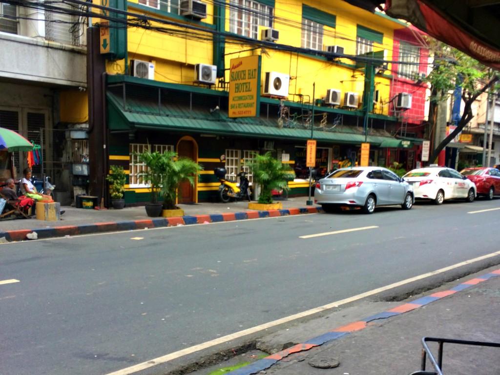 フィリピンの置屋でエルミタの連れ出し置屋は一部営業していた!