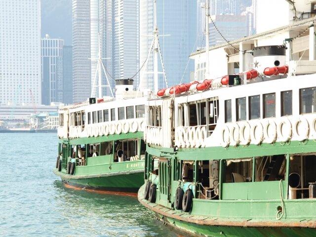 香港から中国の広東省珠海(じゅはい)の行き方