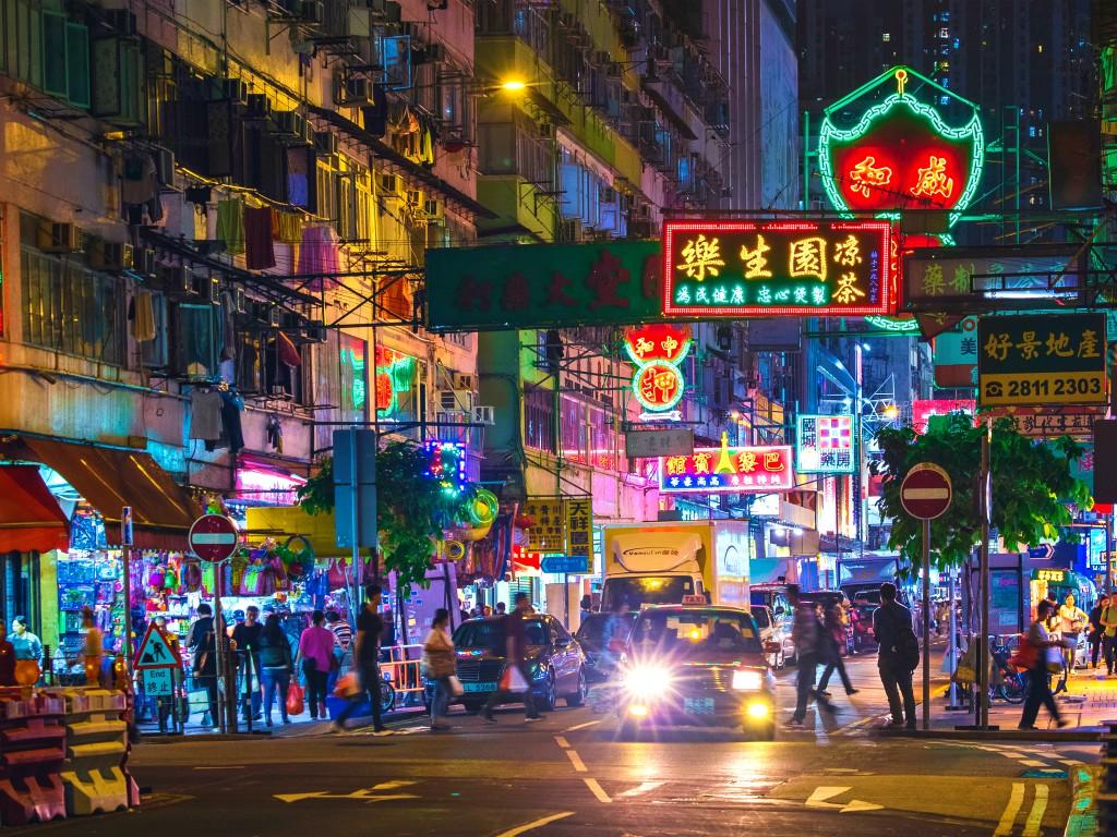 香港の風俗や夜遊びの種類は?