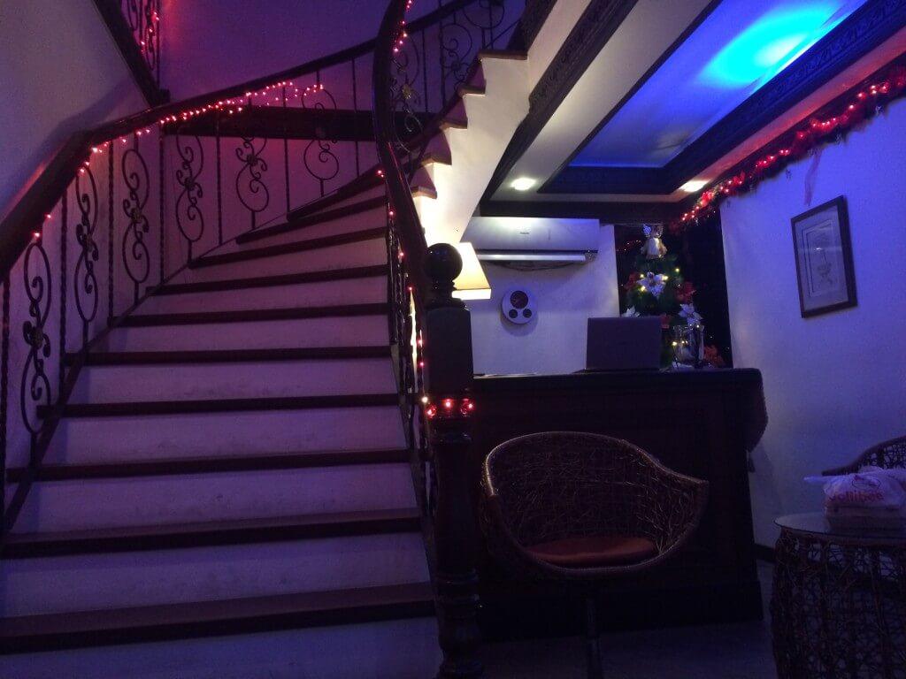 マニラのパサイにあるマッサージパーラー(MP)のユースタシア イン(Eustasia Inn)