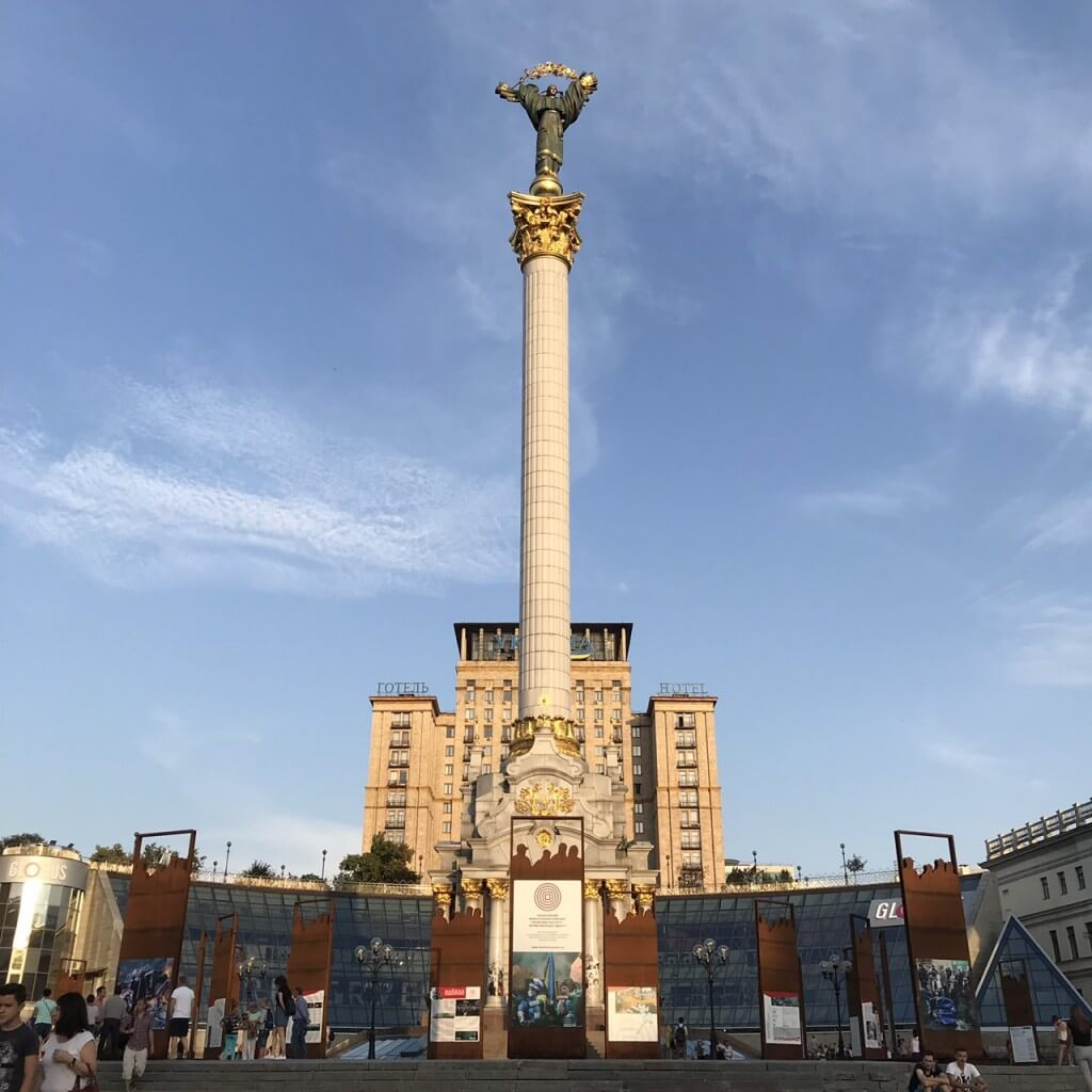 ウクライナの風俗でキエフの客引きマンション置屋の場所や行き方、料金、システムは?