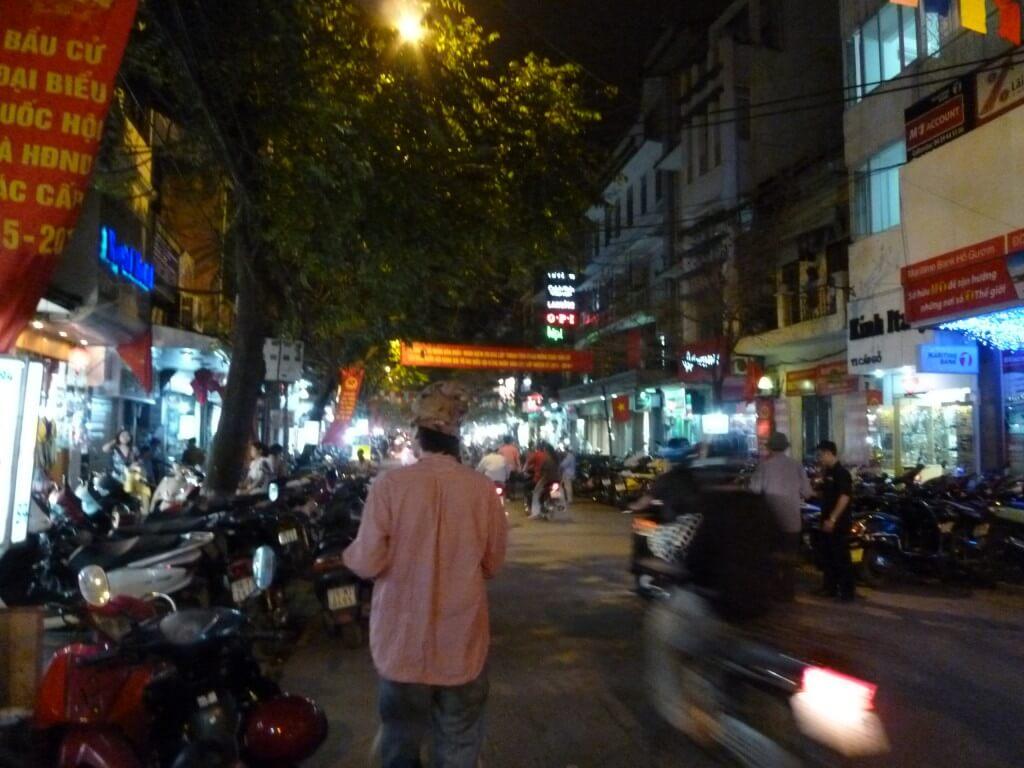 ベトナムのハノイの風俗や夜遊びは何がある?