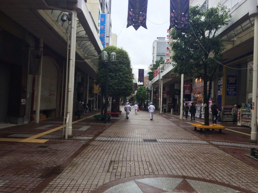 仙台市の風俗は国分町に集まっている