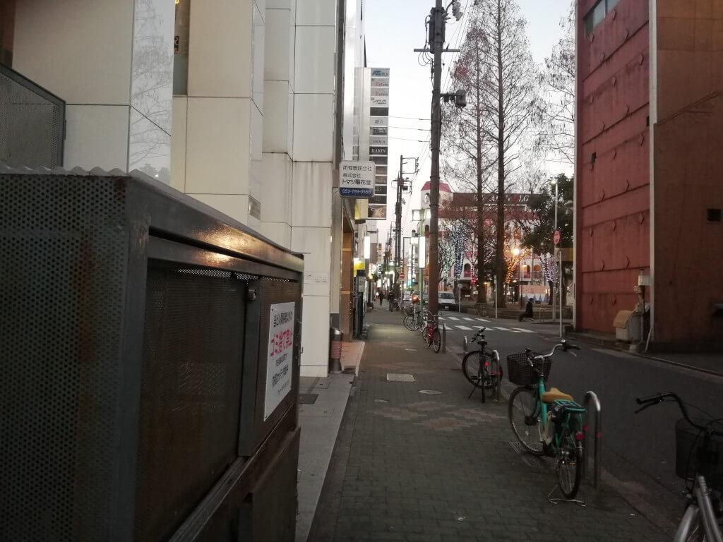 名古屋の人妻ヘルスのフロンティア(FRONTIER)で無事に基盤(本番)にありつけた