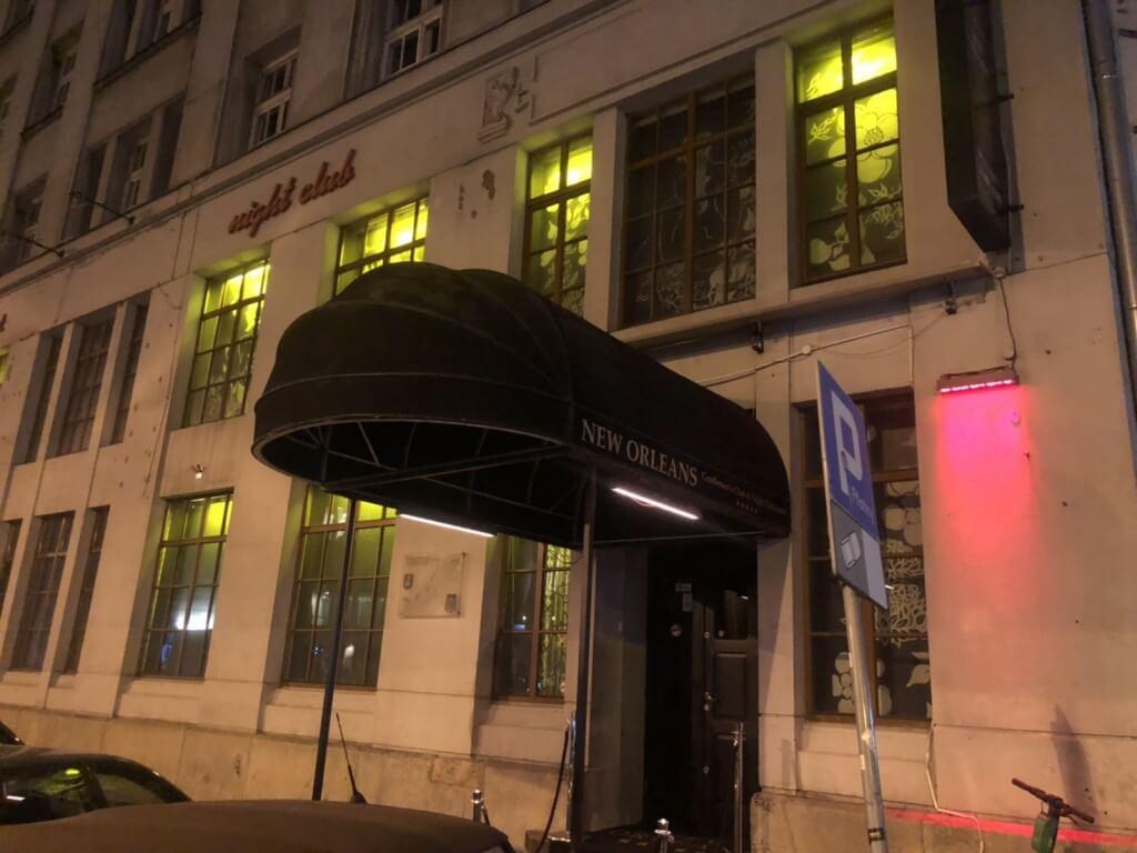 ワルシャワの風俗でジェントルマンズクラブ(ストリップ)のニュー オラーンズ ジェントルマンズクラブ(New Orleans Gentlemen's Club)