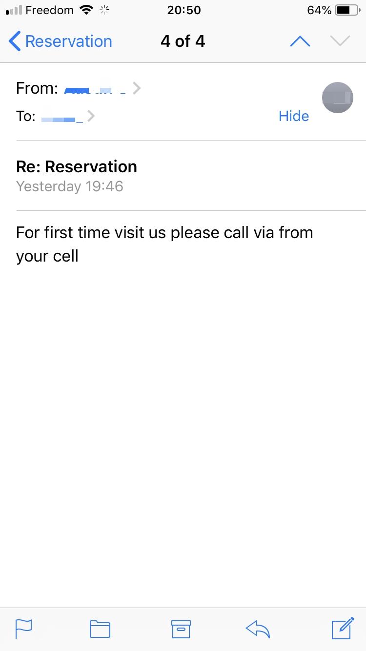 エスコートサービスのMoon Waitingの予約方法