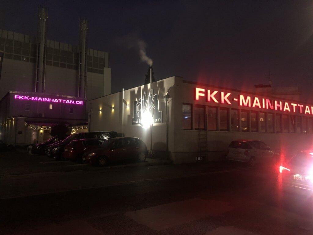 フランクフルトの風俗でFKKがアツい