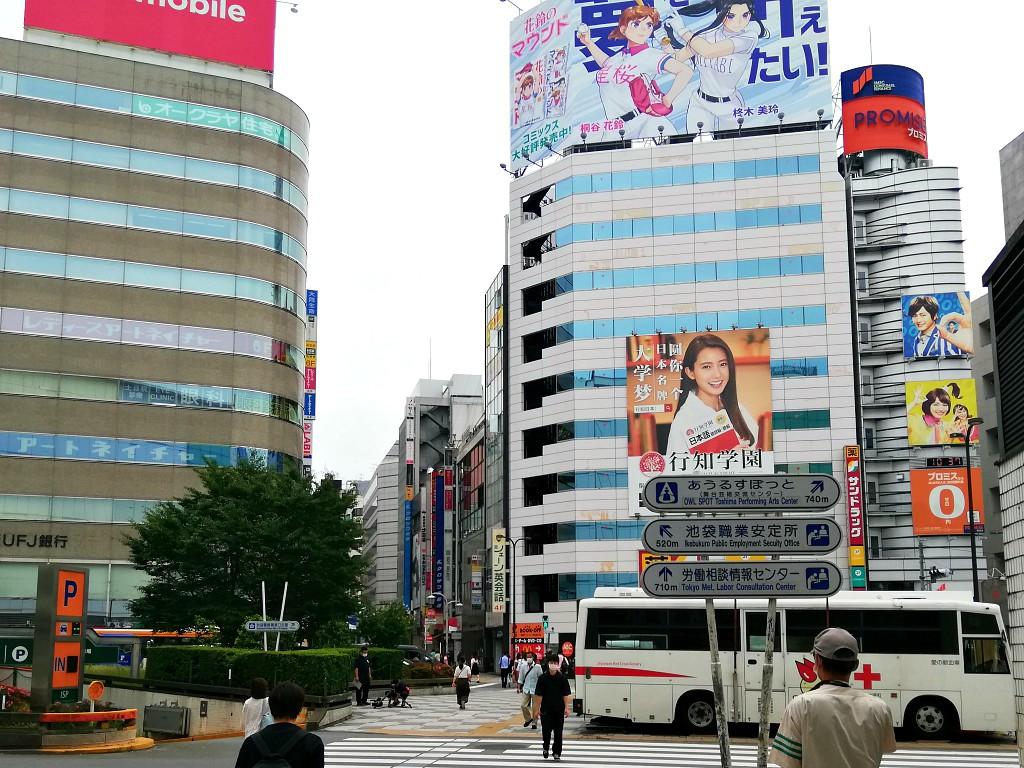 東京のソープといえば吉原だが、池袋もソープは次に多く総額でも安い